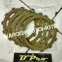 harga Kampas Kopling / Plat Kopling Kevlar Bpro For Kawasaki Ninja 250 Tokopedia.com