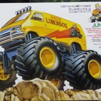 harga MONSTER TRUCK LUNCH BOX BIG FOOT TAMIYA Tokopedia.com