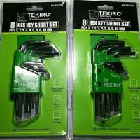 KUNCI L TEKIRO 0.71-3MM