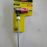 Kunci L + Gagang BestGuard 6mm