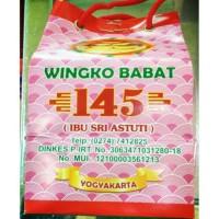Jual WINGKO BABAT 145 (IBU  SRI ASTUTI) KHAS JOGJA Murah