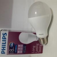 harga lampu LED philips 18 watt bohlam 18w / philips putih LED bulb 18 watt Tokopedia.com