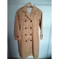 harga trench coat blazer wanita bisa untuk travelling atau k kantor Tokopedia.com