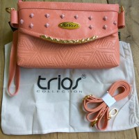 dp 61 tas mini dompet trios lufas original import lokal brand murah