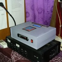Pasang Bel Otomatis Sekolah Dan Pabrik Lengkap Toa Speaker