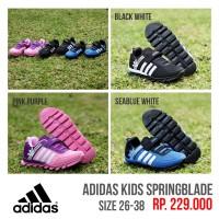 Adidas sport kids springblade (sepatu sandal anak)