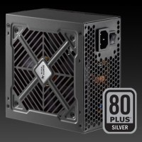 Super Flower Silver Green FX 600W Power Supply - SF-600R14SE