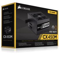 CORSAIR CX450M (CP-9020101-EU) - 450 WATT