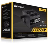 CORSAIR CX550M (CP-9020102-EU) - 550 WATT