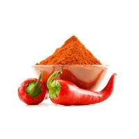 Natural Cayenne Pepper Powder ( Bubuk Cabai ) 60 Gr