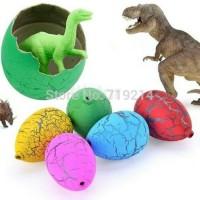 Jual mainan edukasi growing telor dinosaurus,telur dino Murah