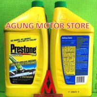 Air Radiator / Coolant PRESTONE Hijau ( 1 liter )
