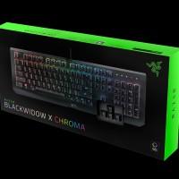 Razer Blackwidow X Chroma - RGB