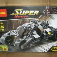 Batmobile Tumbler Batman Joker Lego Superheroes