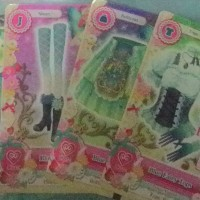 Kartu Aikatsu! Aurora Fantasy Blue Fairy Coord Lesson Competition
