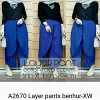 layer pants benhur