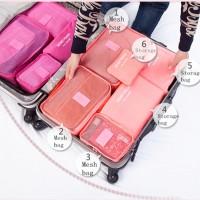 harga Bags in Bag / Organizer Travelling Bags 6 In 1 Tokopedia.com