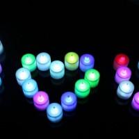 Jual Lilin elektrik LED smokeless candles lilin batere lilin kecil tealight Murah