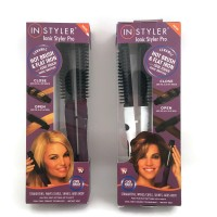 Instyler Ionic Styler Pro- 2 in 1 with Cool Touch Ionic Bristles