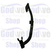 harga Alat Selam Godive Snorkle SN202 - Black Tokopedia.com