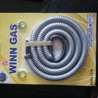 harga selang gas spiral win gas Tokopedia.com