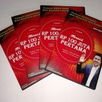 harga DVD Ippho Santosa Meraih 100 Juta Pertama Tokopedia.com