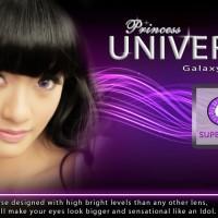 Original Softlens Blythe Eye / Princess Universe Violet (ungu)