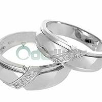cincin palladium, perak,emas, tunangan, sepasang, nikah, kawin, couple