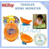 Nuby Monster Toddler Bowl