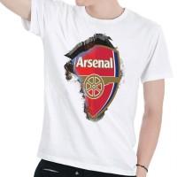 Kaos Arsenal/Logo Arsenal 3D K70