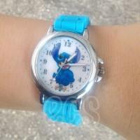 harga jam tangan stitch / jam stitch / jam tangan murah / jam tangan dewasa Tokopedia.com