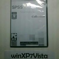Software SPSS 17, 18, 19, 20, 21, 22, 23 All Versi + Bonus
