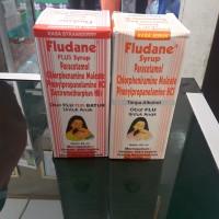 FLUDANE SYRUP RASA JERUK 60 ML
