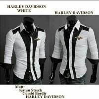 harga Kemeja Pria Casual Harley Davidson Tokopedia.com