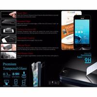 Peacock Tempered Glass Asus Zenfone 4 - Zenfone 4 (1600mah)