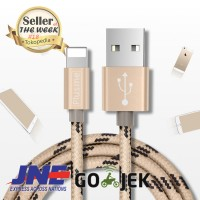 Jual Kabel Data Charger Lightning for iPhone 5/5S/5c 6/6S 7/7S Plus Murah
