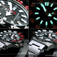 Seiko 5 Sports SNZF53K1 Automatic Black Monster 100M | Jam Pria SNZF53