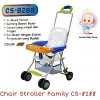 Jual Kursi Tempat Makan Bayi / Chair Stroller Merk Family Murah