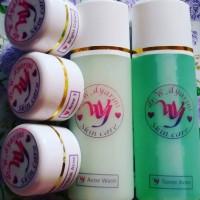 harga Paket Acne + Brigth Cream Dr. Widya / Dr Widyarini Skincare Tokopedia.com