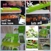 NICER DICER PLUS ALAT POTONG MULTI FUNGSI AS SEEN ON TV