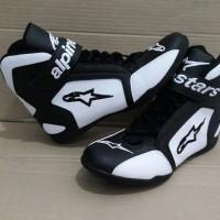 sepatu drag sepatu touring sepatu balap alpinestar