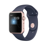 harga Apple Watch 2 Series 1 Aluminium 42mm (Dual Core) Rose Gold Tokopedia.com