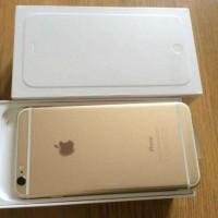 IPHONE 6 64GB GOLD GARANSI DISTRIBUTOR 1 TAHUN >(ORI N NEW 100%) READY