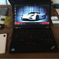 Lenovo Thinkpad T430 i7 3520M VPro SSD 256 NVIDIA NVS 5400M T430s T440