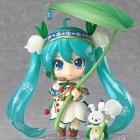Jual Figure Nendoroid No.493 Snow Miku Snow Ball Ver - Vocaloid Character Murah