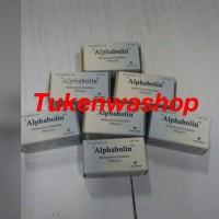 Alphabolin -Alpha Pharma obat fitness supplement vitamin steroid