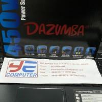 PSU Dazumba DZ 450W [YE COMPUTER]