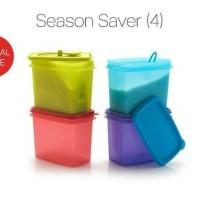 Jual Tupperware Smart Saver Shelf Saver Tempat Gula Garam Bumbu Toples Murah