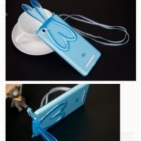 harga Rabbit Soft Case Clear Xiaomi Mi 4c Mi4c Silikon Casing HP Cover Stand Tokopedia.com