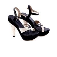 Jual high heels PREMIUM BRANDED elegan / sandal sepatu pesta perempuan grc Murah